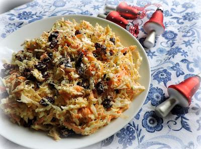 Christmas Coleslaw
