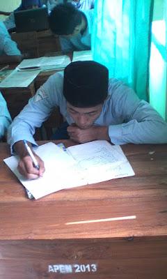 mukit belajar