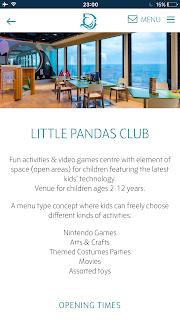dream cruise panda club