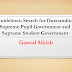 Guidelines for Gawad Siklab: Search for Outstanding Supreme Pupil Government and Supreme Student Government