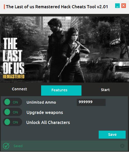 Cheats The Last Of Us