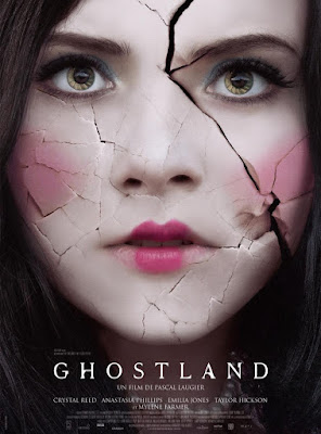 Ghostland 2018 DVD R1 NTSC Latino Cam