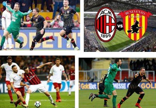 Vedere Milan Benevento Streaming Gratis Rojadirecta