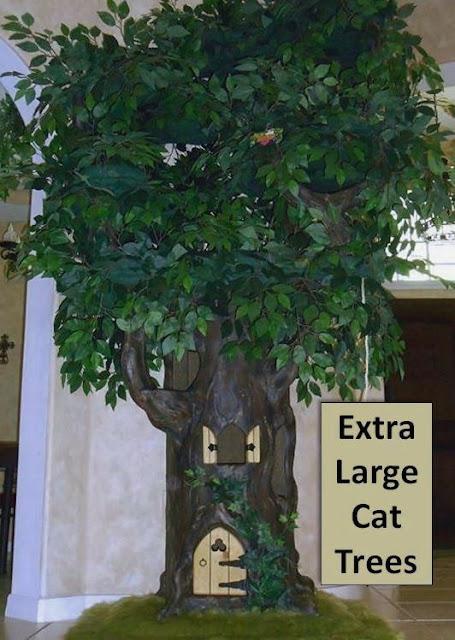 Large Cat Furniture
