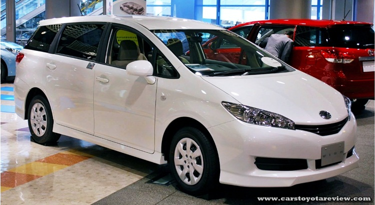 Toyota Wish 2017 Specs And Review