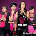 Lirik Lagu SHE - Don't Give Up