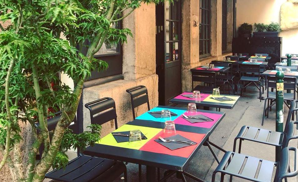 La Cuisinerie dans le vieux-Lyon