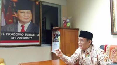 [Heboh Do'a] Pesan Prabowo Kepada Syafi'i: Jangan Gentar, Dengarkan Suara Rakyat