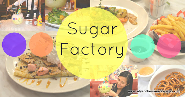 Sugar Factory Dubai