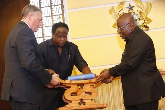 French Investment in Tema Port Expansion Strategic for Ghana - President Akufo Addo