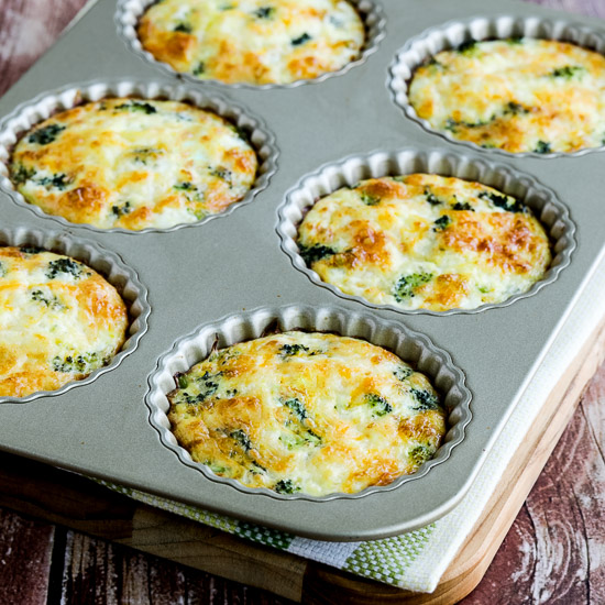 Kalyn's Kitchen®: Low-Carb Baked Mini Frittatas with ...