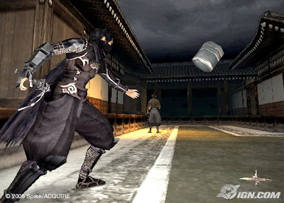 Shinobido: Way of The Ninja (PS2) 2006