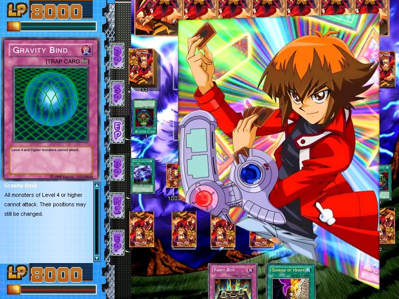 Yu-Gi-Oh! Online Duel Evolution