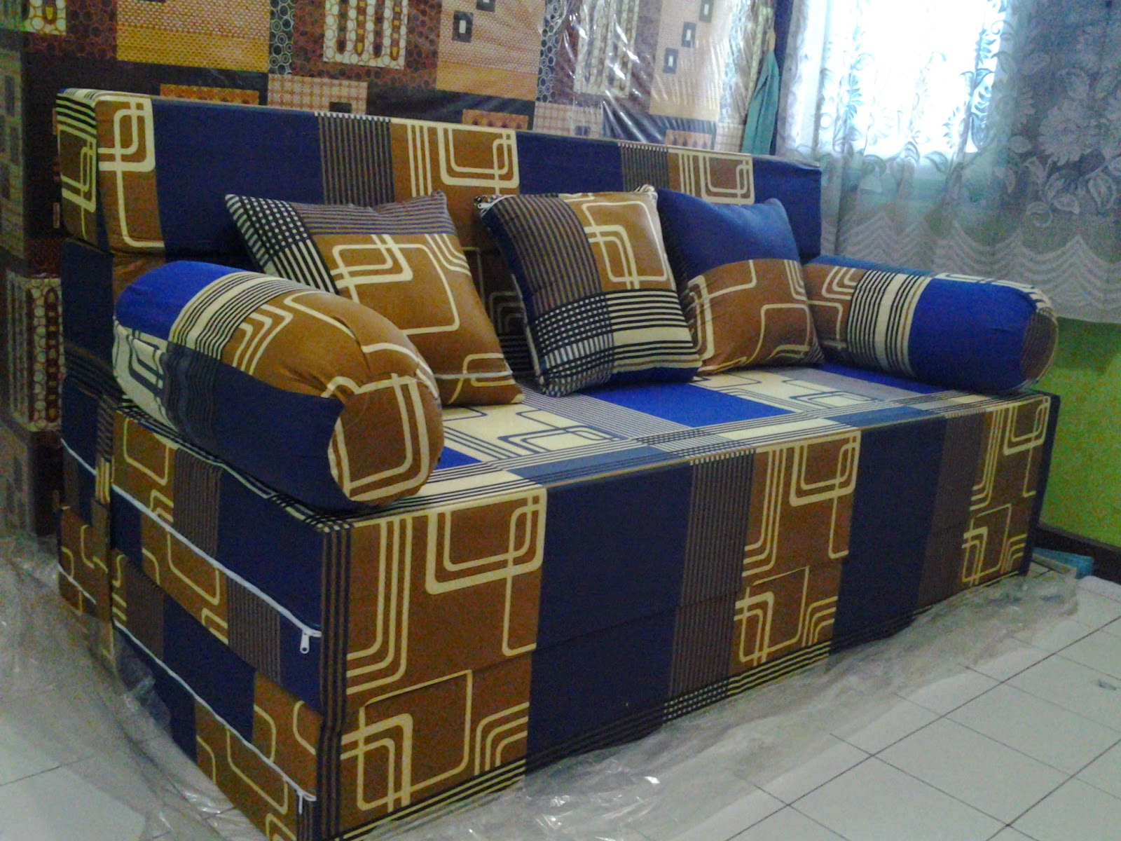harga cover sofa bed inoac couch philippines minimalis murah aneka produk foam
