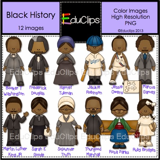 black history clip art pictures - photo #49