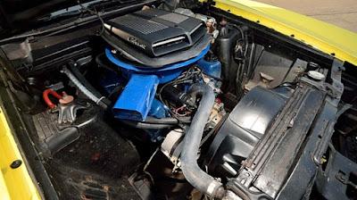 1971 Ford Torino Cobra Fastback 351 Engine Specs
