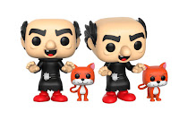 Funko Pop!  Gargamel with Azrael