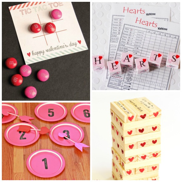 valentines games for kids