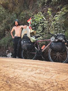 Así empezó todo mi viaje en bicicleta por el mundo