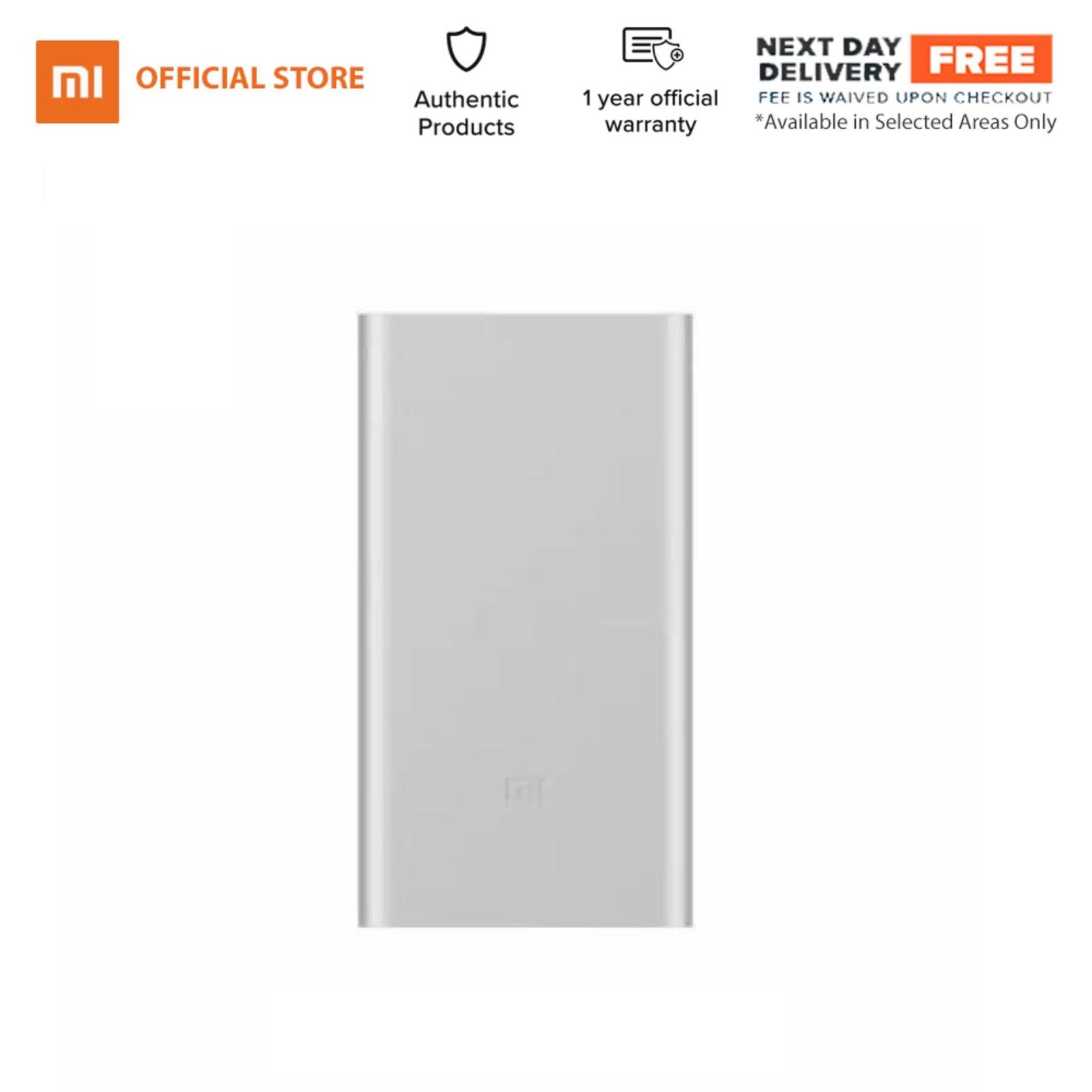 Xiaomi Mi Power Bank 2 10000mah Black Silver 59900 Cod Official Powerbank Now Before 69900 14 Off Https Googl 4iznjy B5yce2