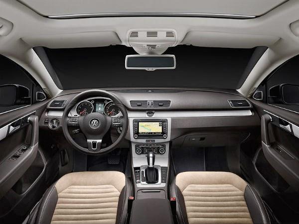 Volkswagen Passat 2014 салон