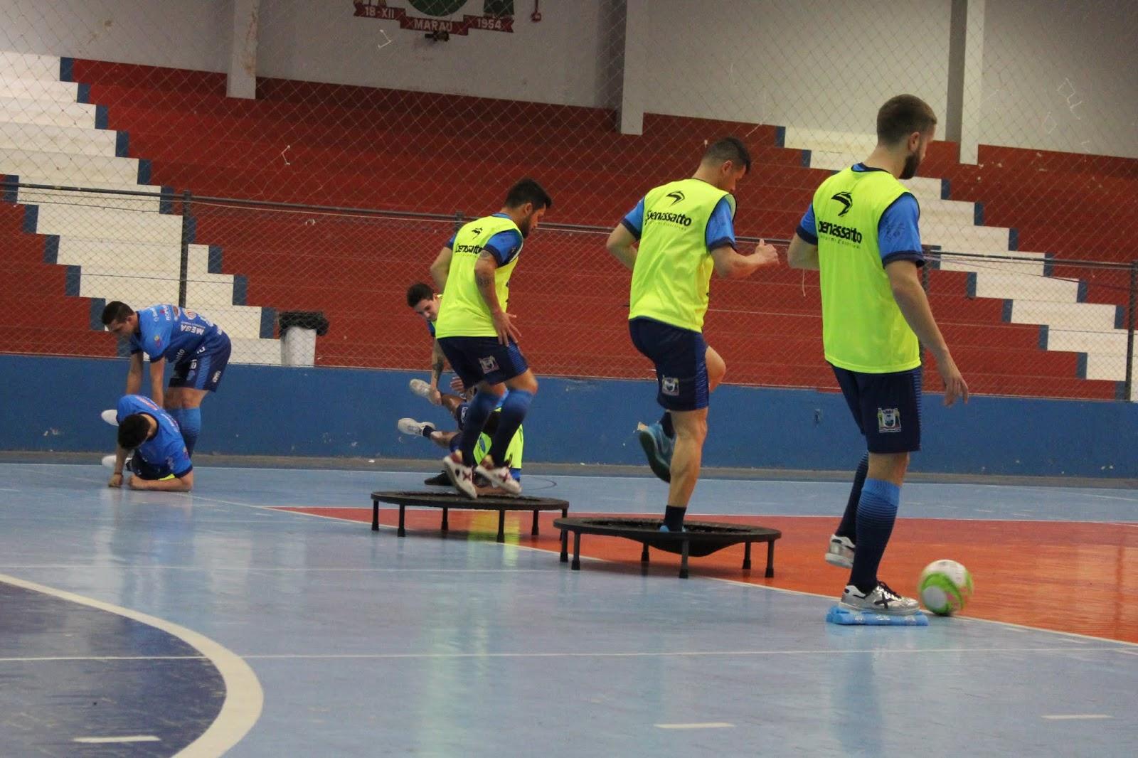 Associação Marauense de Futsal - AMF  Agosto 2018 1892dfd754320