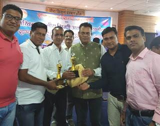 सिंधी गायन प्रतियोगिता संपन्न, जोधपुर के लालवानी व लिमानी का किया सम्मान