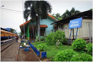 Jadwal dan Harga Tiket Kereta dari Jakarta ke Merak dan Sebaliknya
