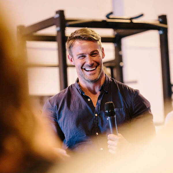 HOOP UK / Jessie Pavelka / Elite Performance Fitness Event