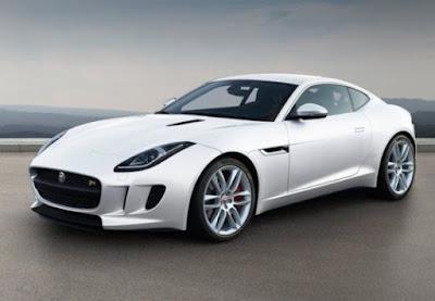 Jaguar models: F-Type R Coupe