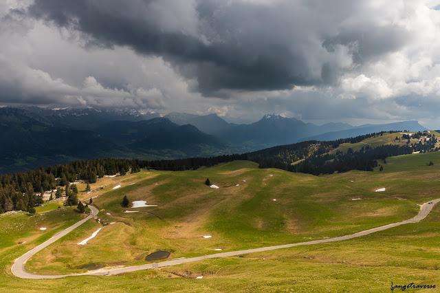 semnoz, alpes, alps, haute-savoie, nature, landscape, orage, storm, auvergne rhone alpes