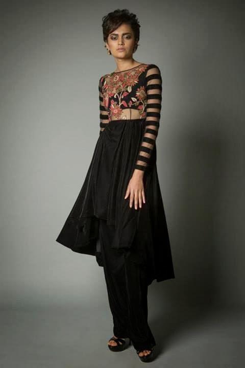 neeta lulla kalamkari collection 2013 vega fashion mom