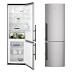 Frost Free, inox-Electrolux EN3853MOX