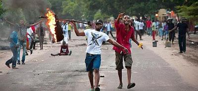 Violencia en el Congo