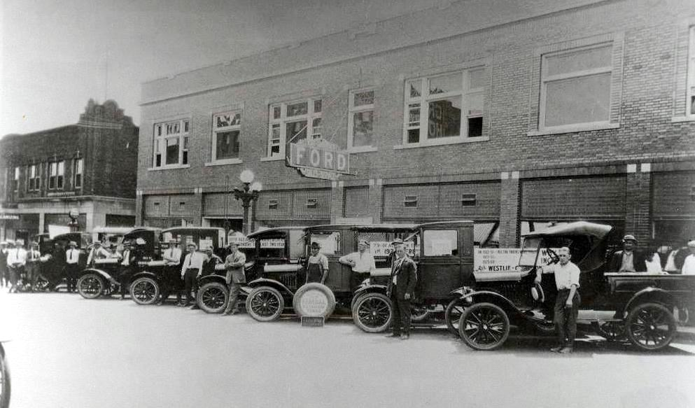 Westlie motor company ford dealer minot autos post for Westlie motor company minot nd
