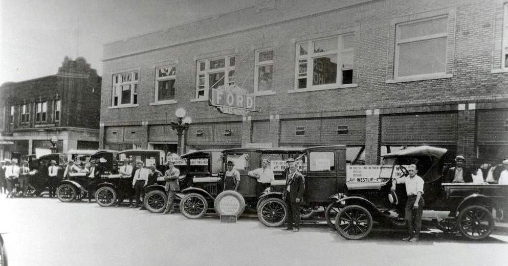 Westlie motor company ford dealer minot autos post for Westlie motors minot nd