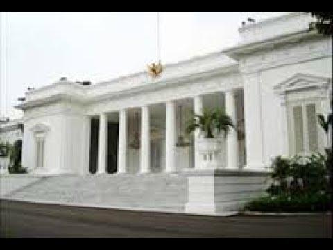'Istana Negara' Sedang Dibangun di Wonogiri