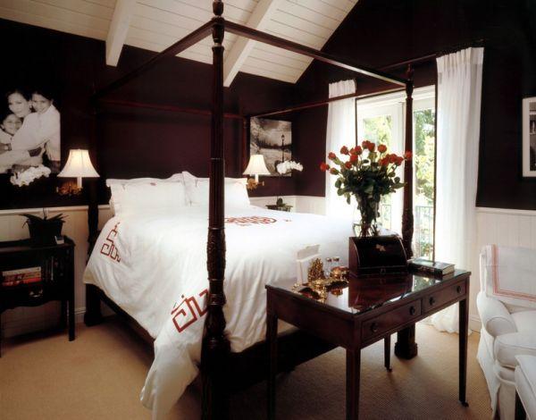 Dormitorios en color chocolate dormitorios colores y estilos - Habitacion marron ...