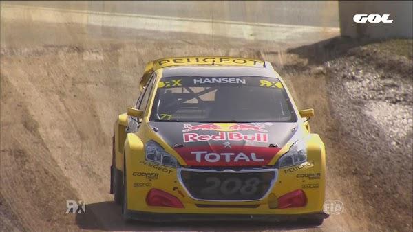 GOL y goltelevision.com emiten, en exclusiva, el FIA World Rallycross Championship de Portugal