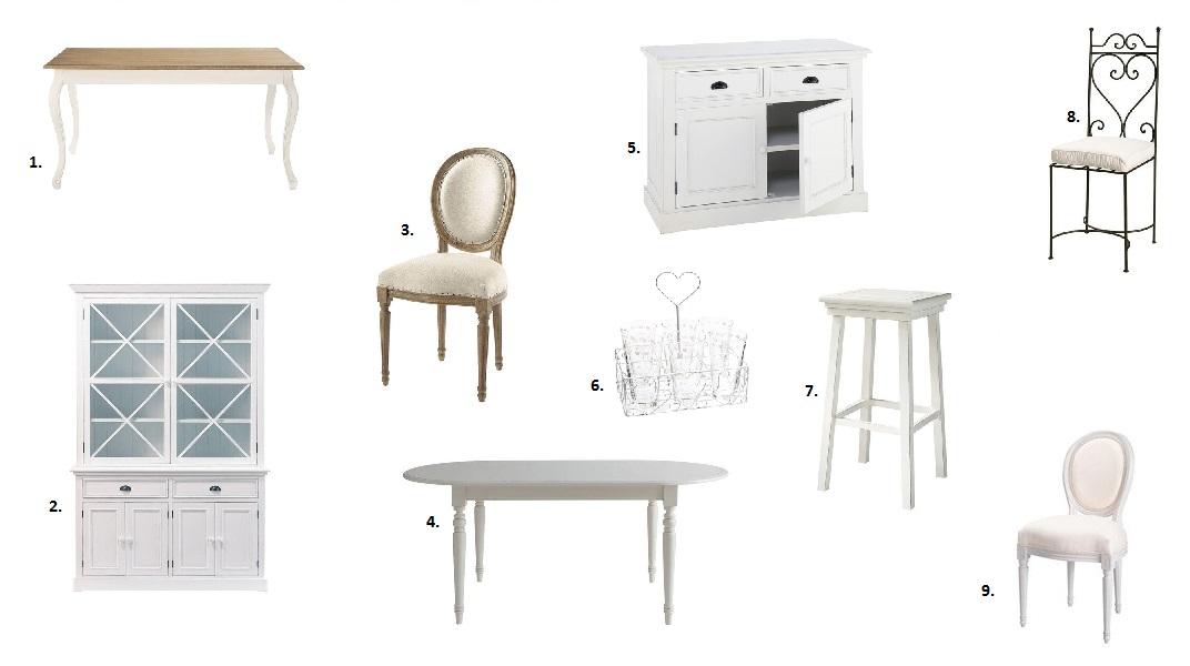 home sweet home 4 style romantique lm et compagnie. Black Bedroom Furniture Sets. Home Design Ideas