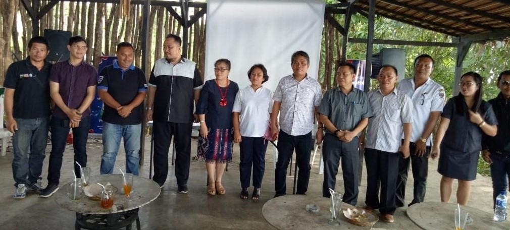 Pendaftaran Calon Anggota KPU Kabupaten/Kota Provinsi Sulut Periode 2018 - 2023