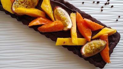 torta esotica - ricetta di Ernst Knam