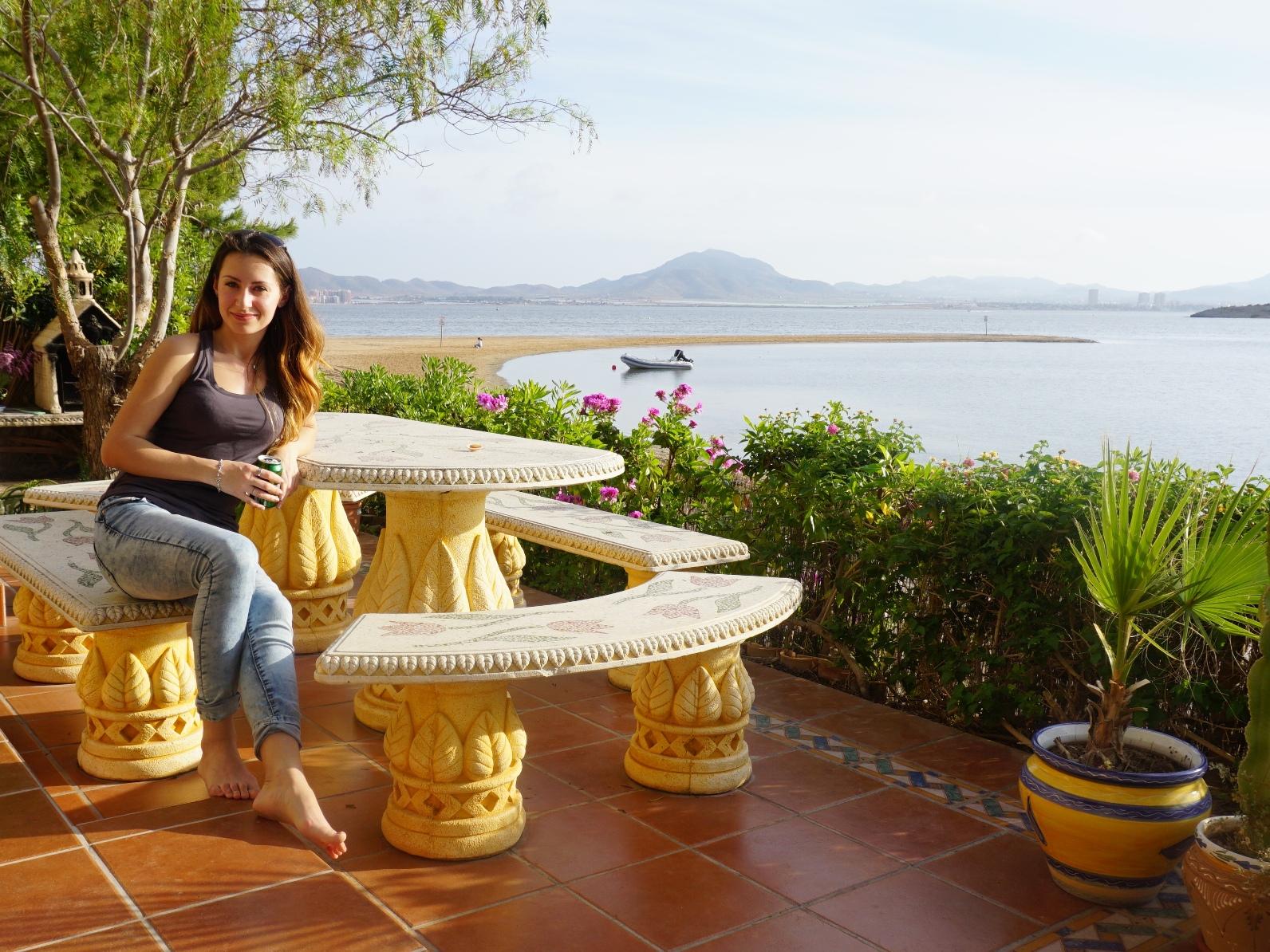 Pani Dorcia, panidorcia blog, blog o Islandii, blog o Hiszpanii, wakacje w Hiszpanii, urlop w Hiszpanii, La Manga, morze