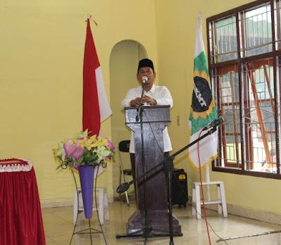 Kemenag Tanjungbalai Hadiri RAKERDA I BKMT Kota Tanjungbalai
