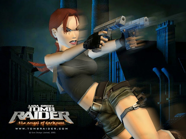 Tomb Raider The Angel Of Darkness PC Game Free Download