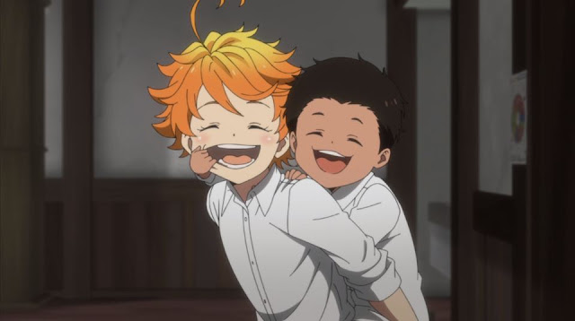 The Promised Neverland Episode 2: Plan to Escape!