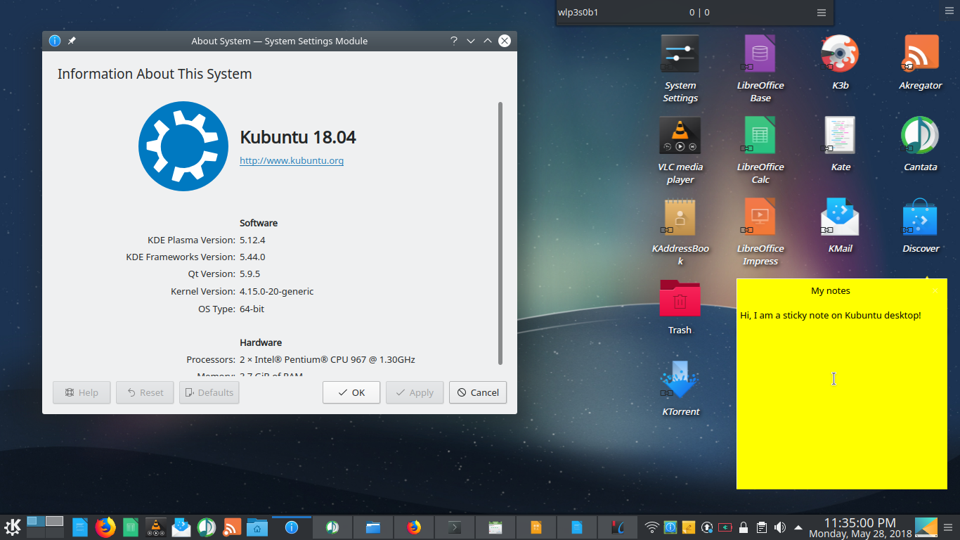 Kubuntu 18.04 LTS Review: The Friendly Operating System