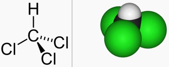 Rumus Kimia Kloroform