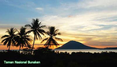 Menikmati Keindahan Taman Laut Bunaken MENIKMATI KEINDAHAN TAMAN LAUT BUNAKEN