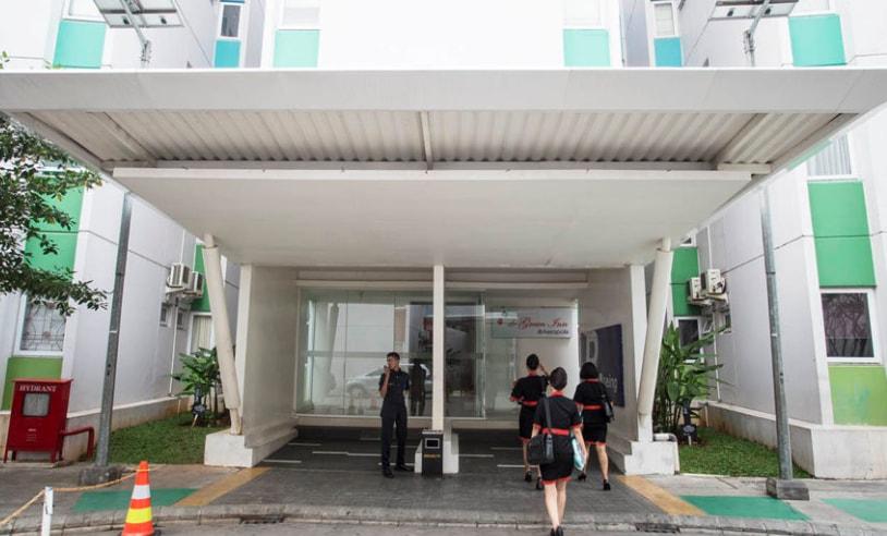 Hotel Dekat Bandara De Green Inn Aeropolis Pilihan Terbaik